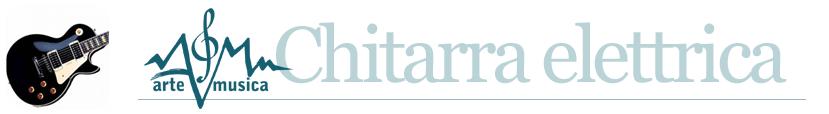 corsi musica: chitarra elettrica
